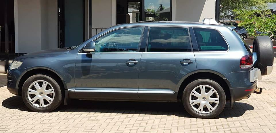 Tommy's Touareg V10 search journey - The Volkswagen Club of