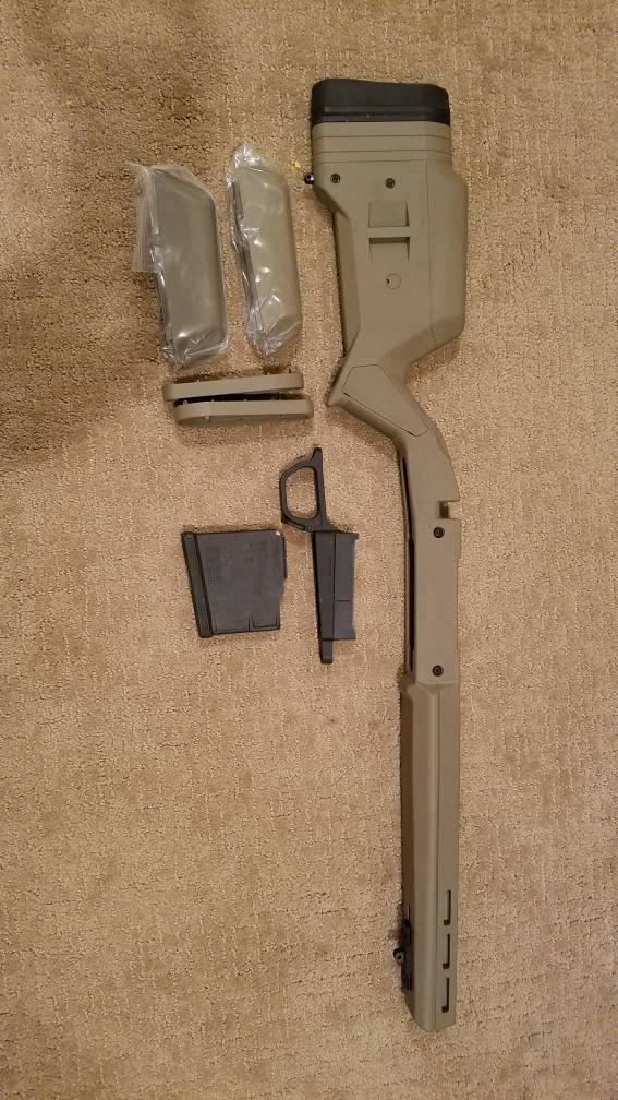 WTS - Magpul Hunter 700 LA stock and magwell | Rokslide Forum