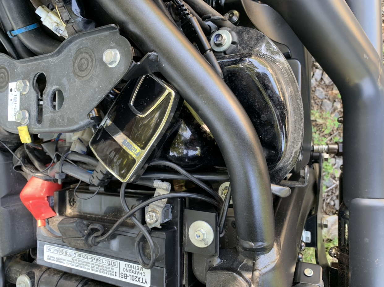 Power Commander issue on 2011 - Yamaha Star Stryker Motorcycle