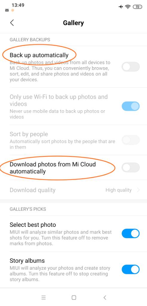 Gallery app issue   Xiaomi European Community