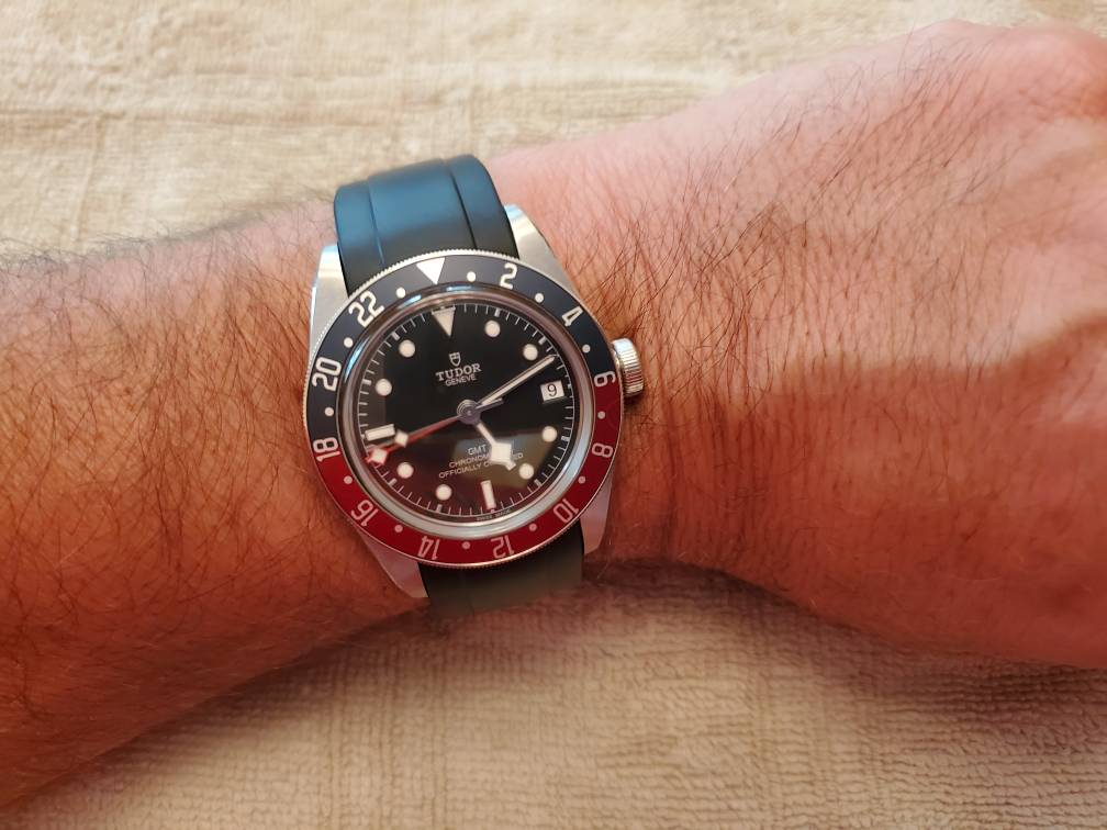 Got my GMT on summer tires - Rolex Forums - Rolex Watch Forum