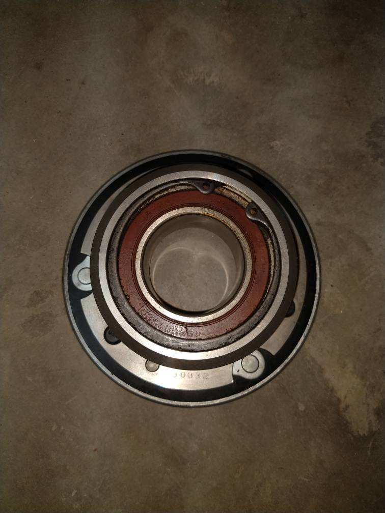 Throttle body and supercharger pulley - Mercedes-Benz Forum