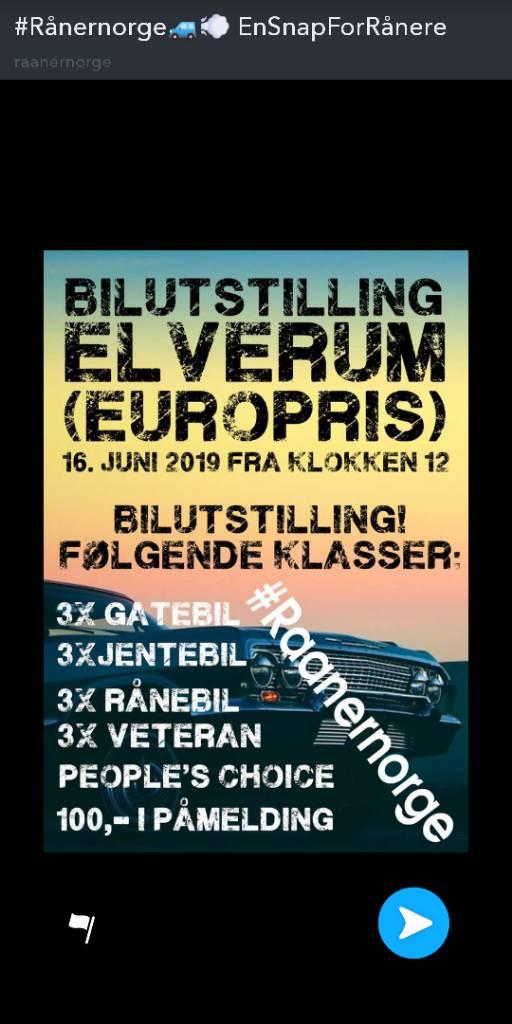 Treff Pa Elverum Sondag 16 Juni Lokallag Innlandet Mercedes Benz Entusiastklubbs Forum