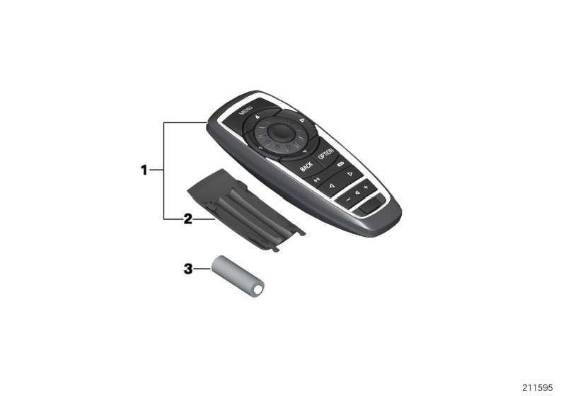 [F11] achter multimedia afstandsbediening