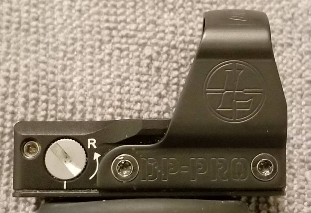Sold - SOLD Leupold DeltaPoint Pro 7 5MOA Delta Red Dot
