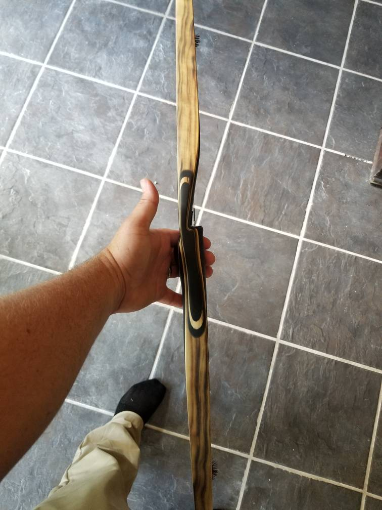 WTS - Brand New Toelke Longbow | Rokslide Forum