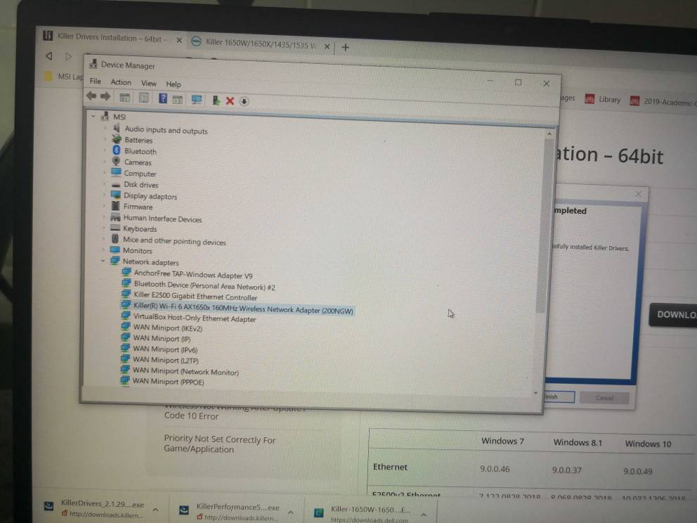 Guide] How to take full control of the i7-8750H (Advanced