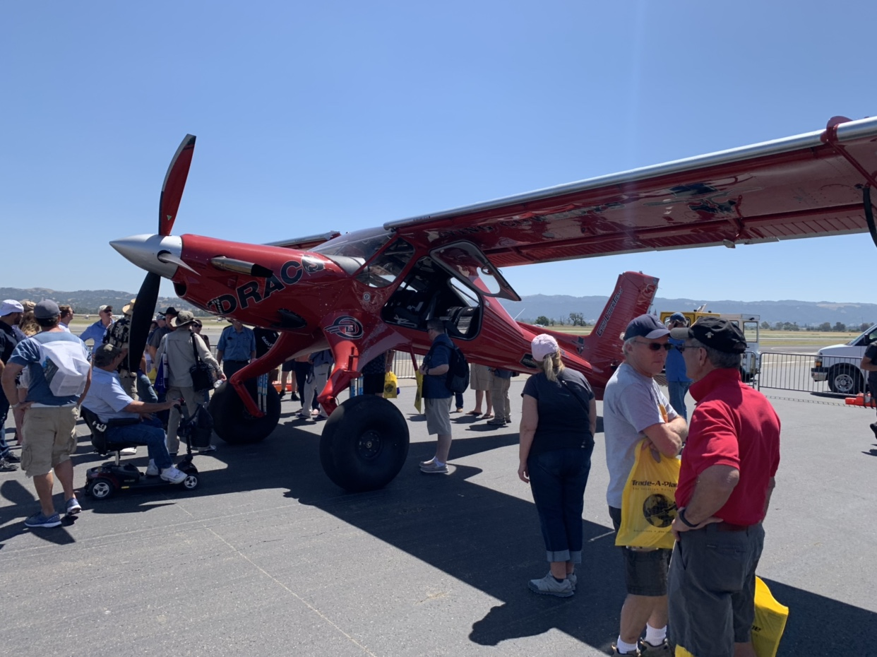 AOPA Fly In STOL Demo - June 2019 Livermore, CA - Backcountry Pilot