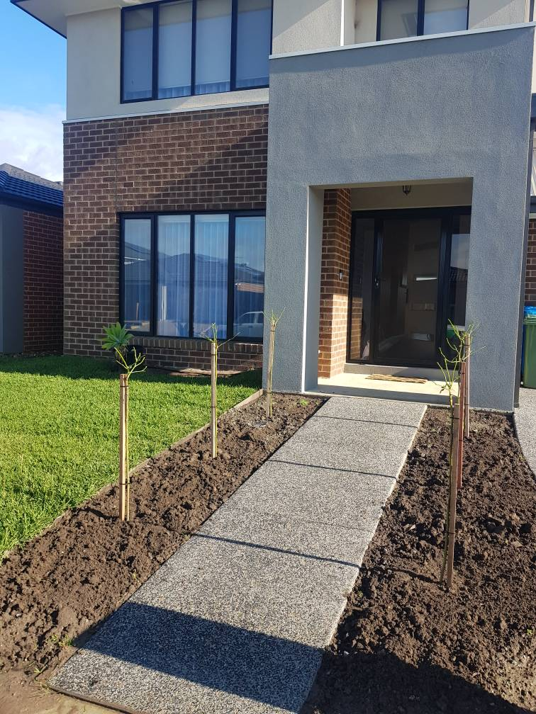Metricon Winchester 28- Landscaping