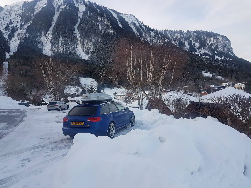 RS6 C6 Roof box - RS246.com Forum :: The World's #1 Audi R ...