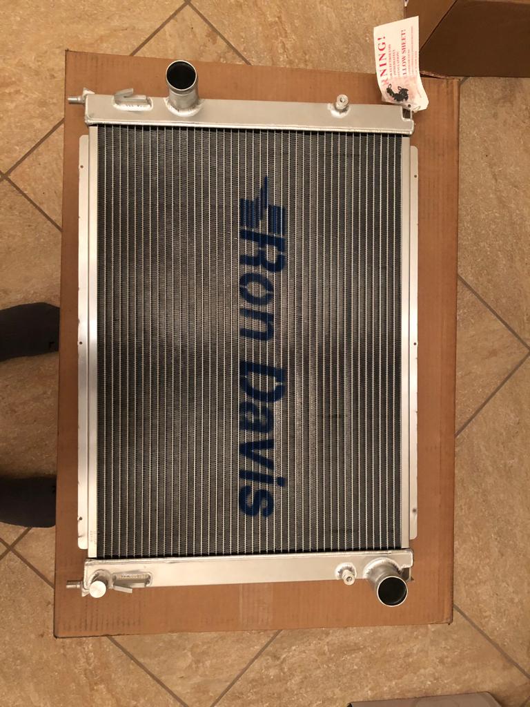 Cooling fan/shroud noise/vibration