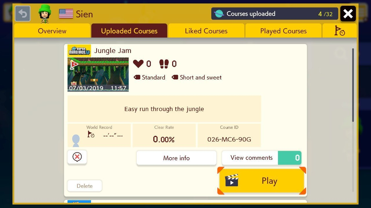 Super Mario Maker 2 Level Sharing Thread   Page 3   IGN Boards