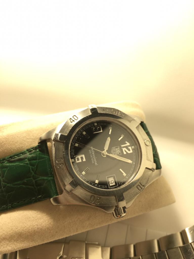 Tag Heuer Prof Quartz - Αγγελίες για μεταχειρισμένα ρολόγια