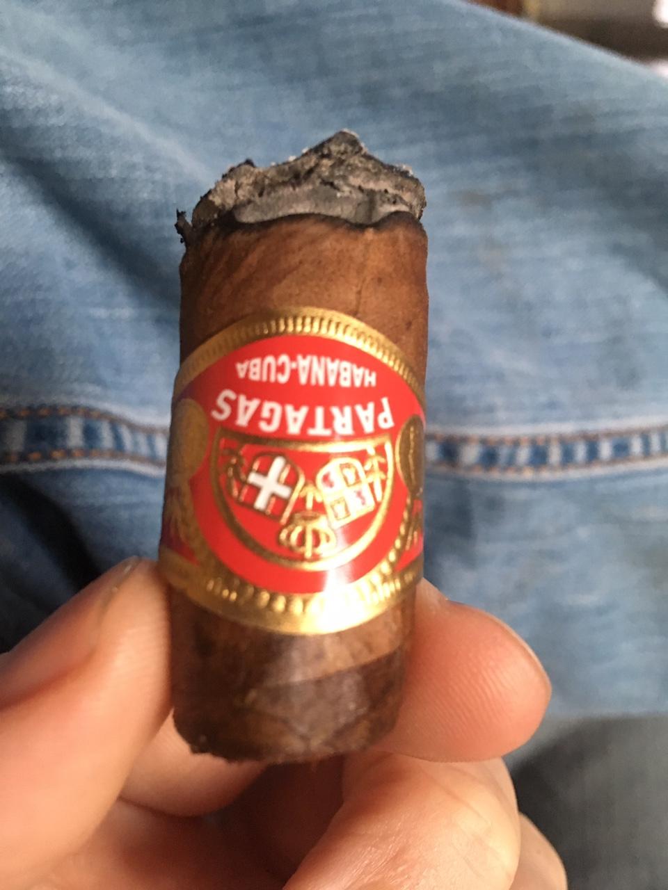 Partagas Salomones LCDH Unknown Cigar Reviews (Text