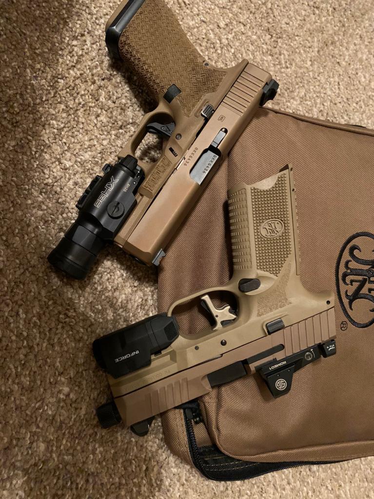 WTS: FS : FN 509 tactical / Glock 19x