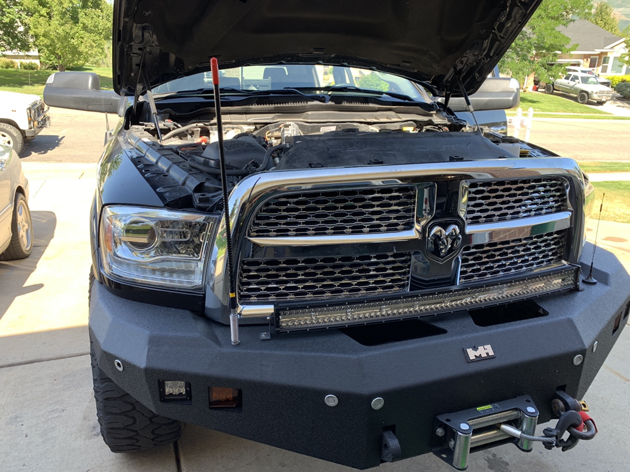 2018 Ram Megacab Swiss Army Knife Build With Trailer