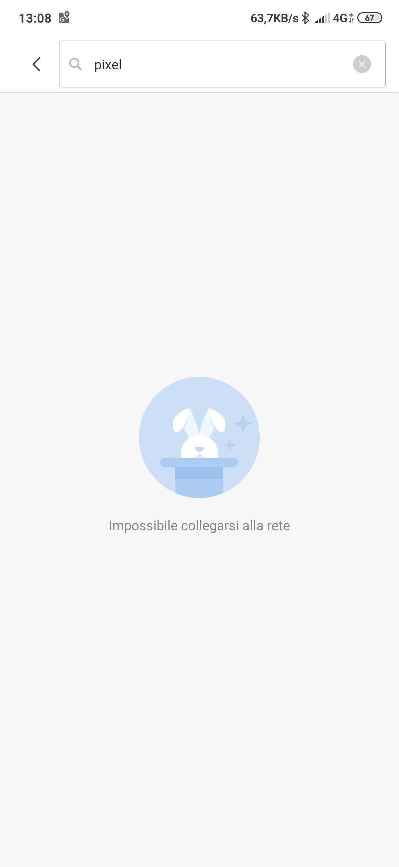 Theme app searching issue | Xiaomi European Community