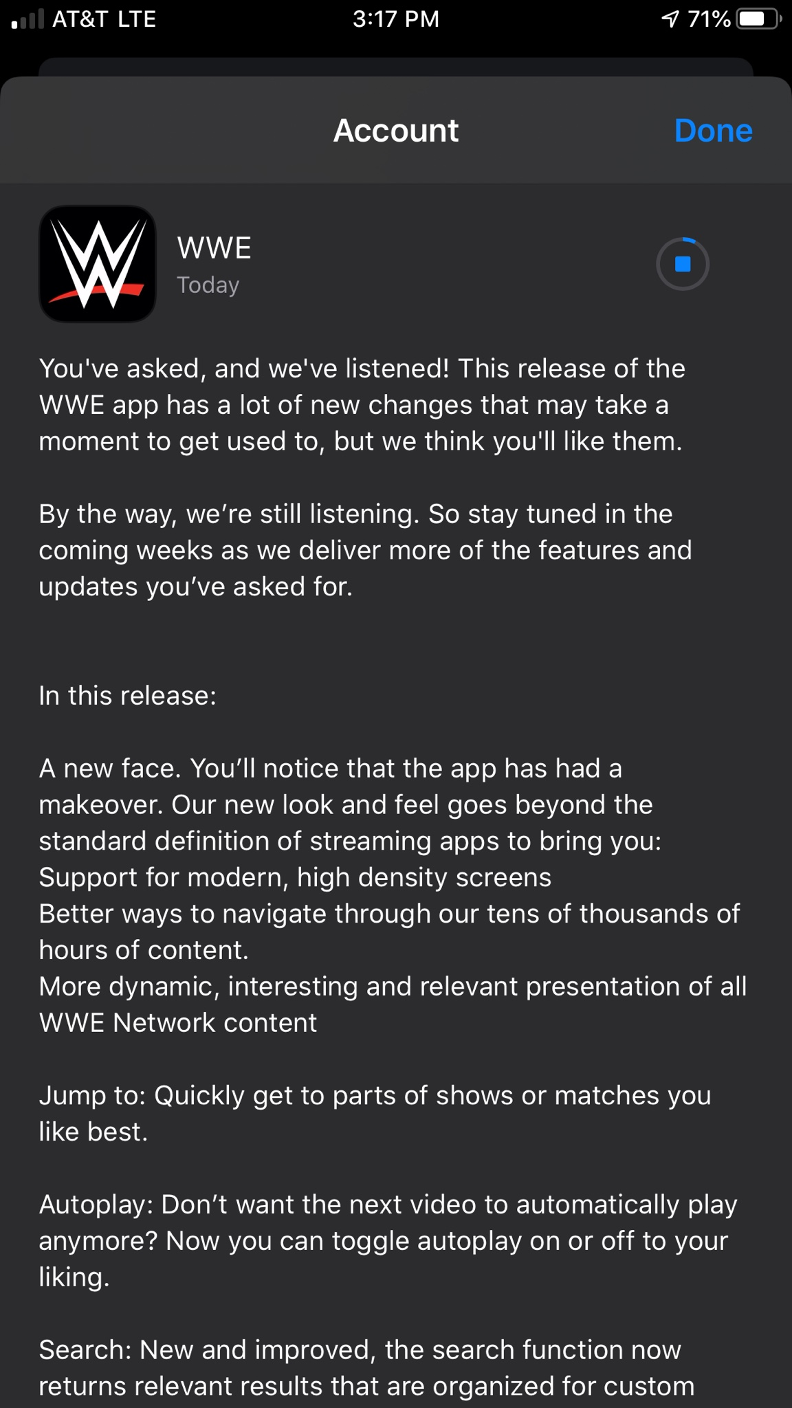 WWE Network Discussion Thread