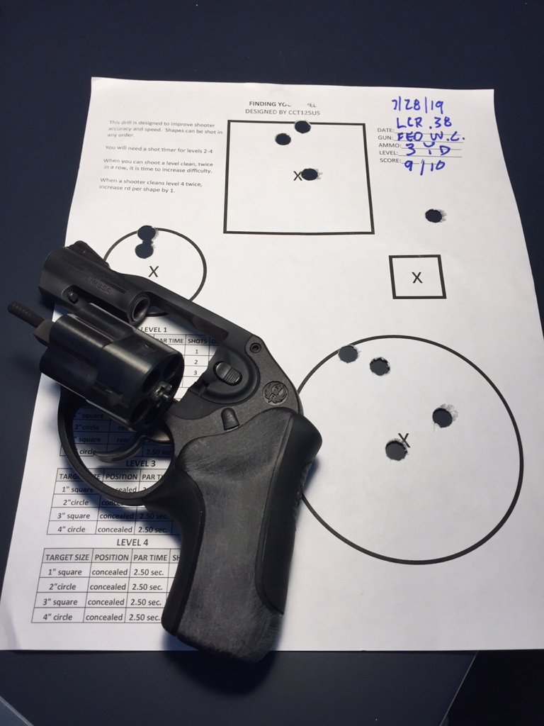 Trading S&W Shield for Snubbie, Need Advice - Page 3