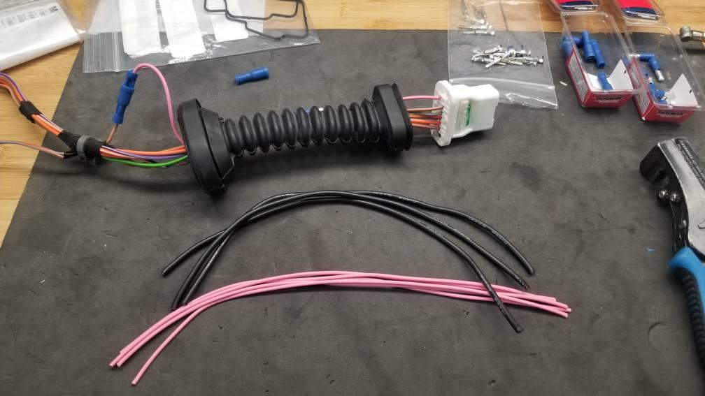 rear door wiring harness (permanent fix!!)   dodge cummins diesel forum  cummins forum