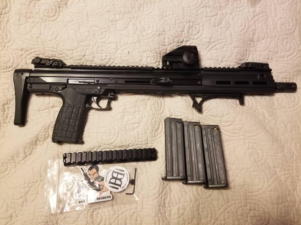 Sold Sold 450 Custom Keltec Cmr30 Carolinafirearmsforum