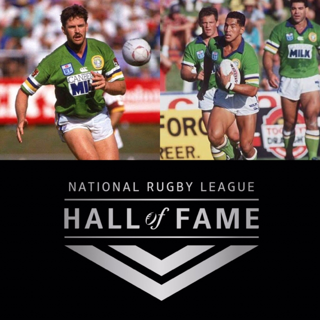 Three Former Raiders Nominated For Nrl Hall Of Fame The Greenhouse