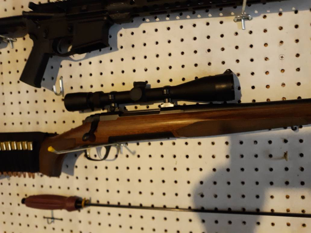 A Browning Xbolt 270Win - The Firing Line Forums