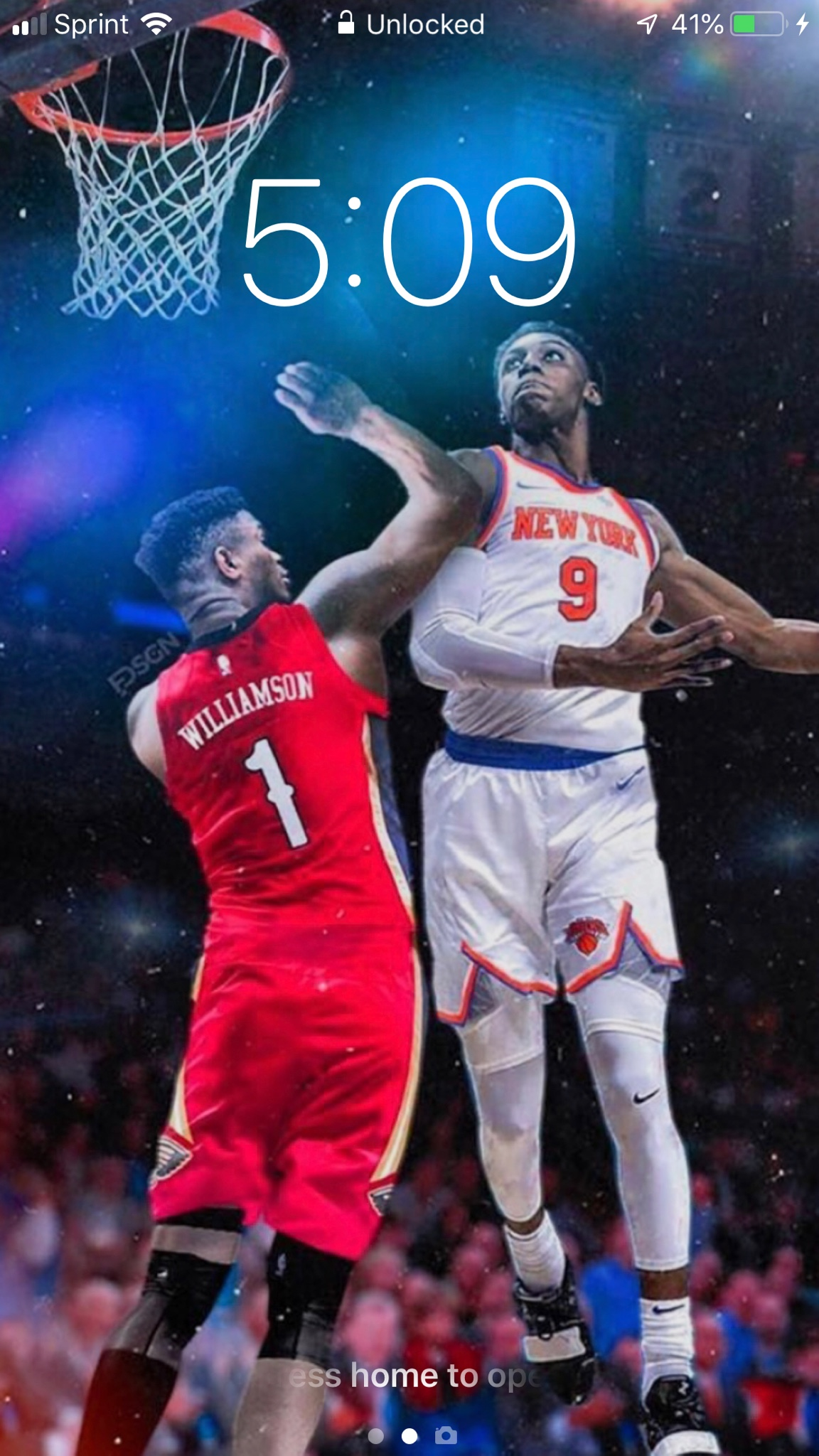 Semi Ot Any Cool Rj Barrett Knicks Photos For A Wallpaper Realgm