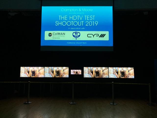 HDTVtest 2019 UK TV Shootout Discussion - AVS Forum | Home