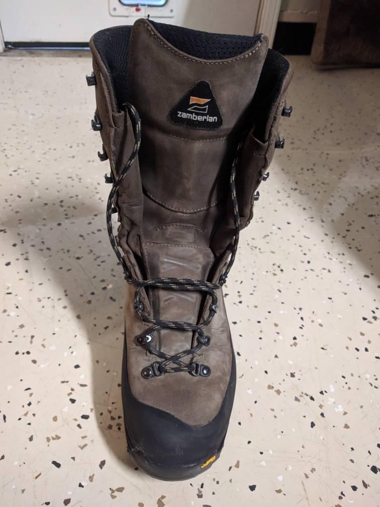 WTS - Zamberlan Outfitter Boots