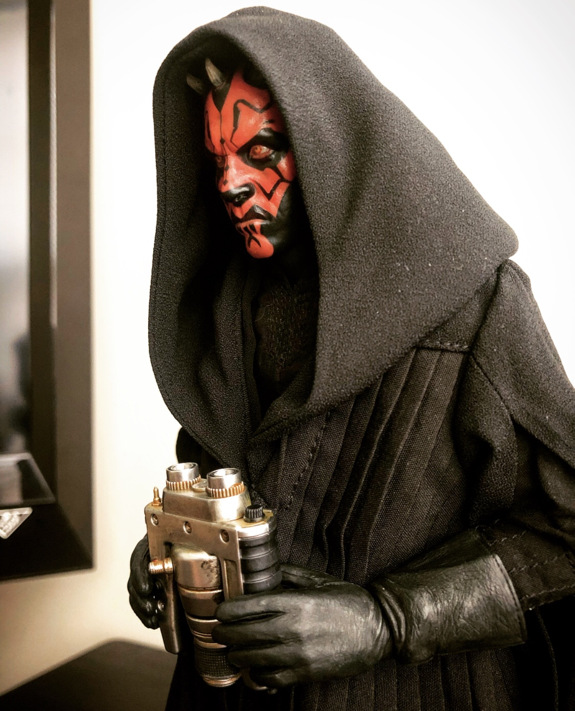 Star Wars Phantom Menace Movie Masterpiece DX Darth Maul