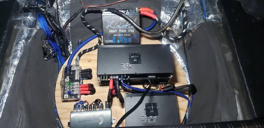 Amp Rack Wiring Diagram