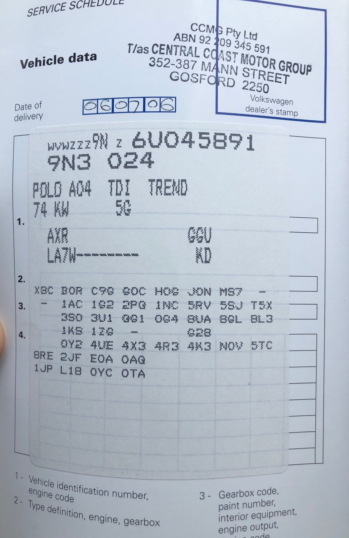 Engine oil list for TDI diesel | VW TDI forum, Audi, Porsche