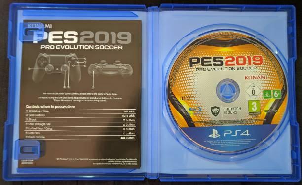 Wanted PES 2019