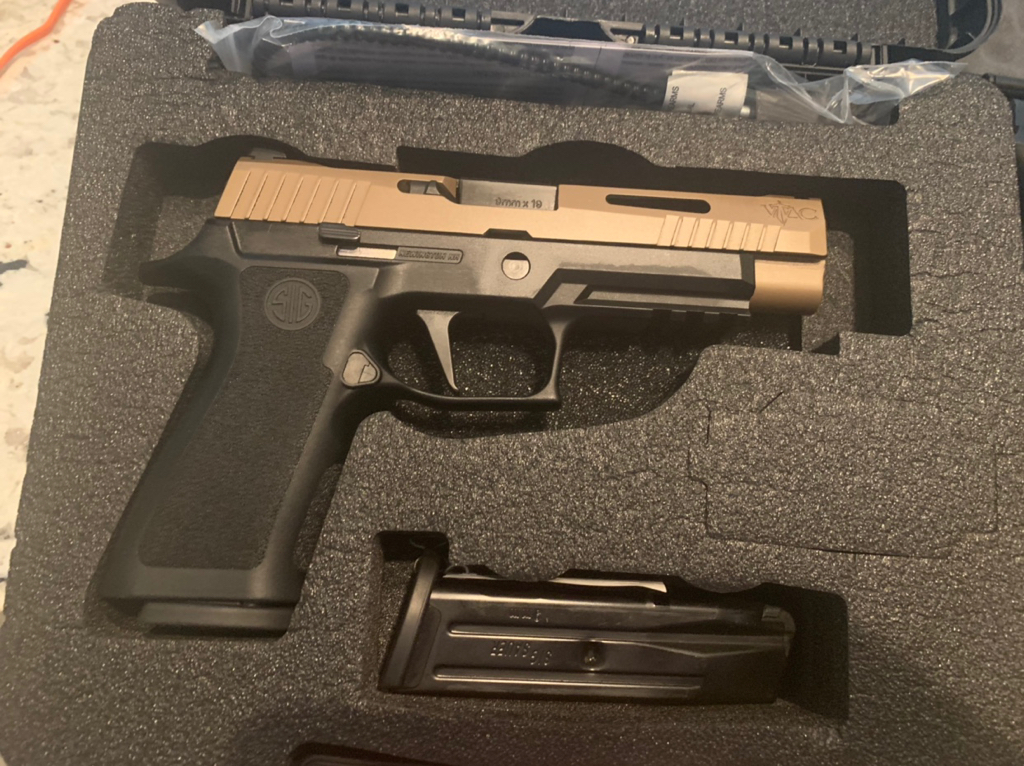 WTS P320 X5 and VTAC Parts Kits - Calguns net