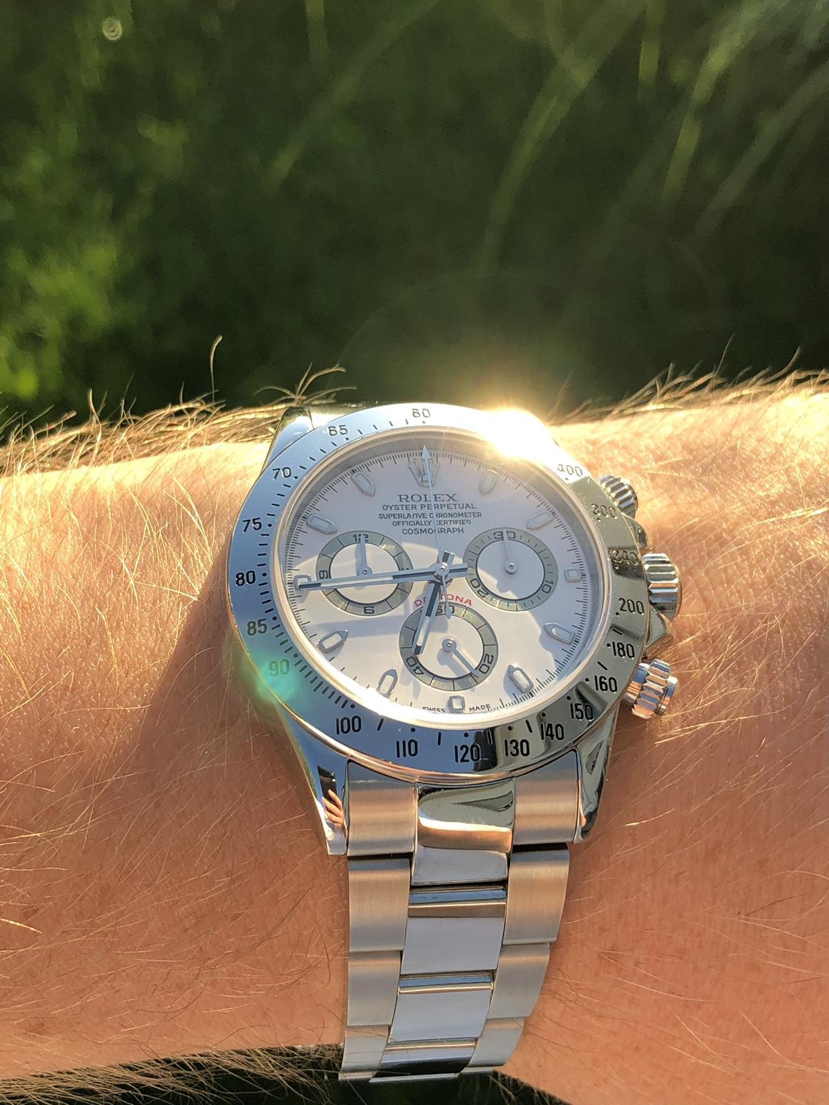 Some Rolex Franken Reviews - Starter guide - Replica Watch