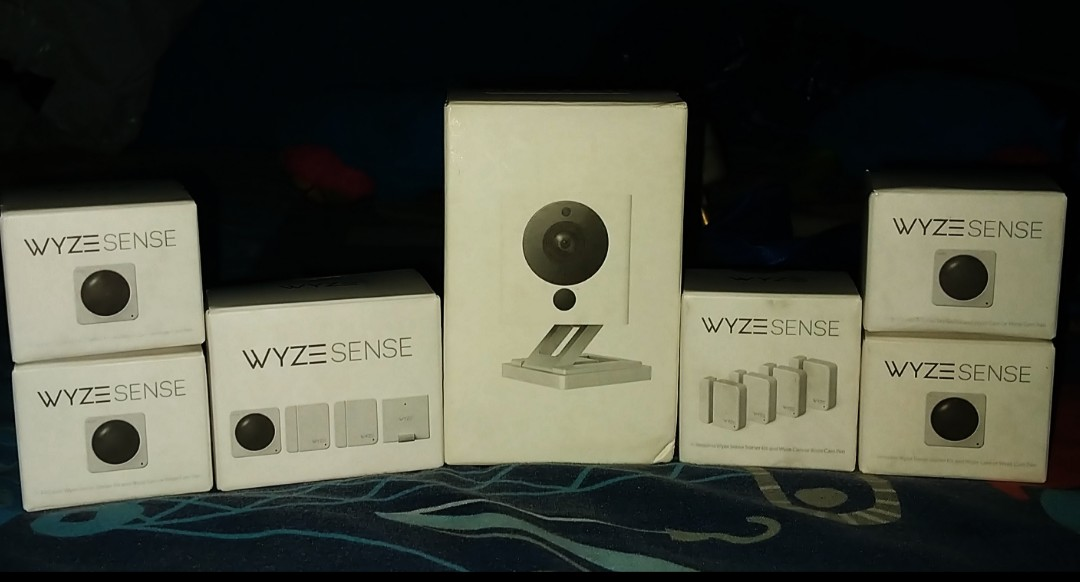 Wanted Wyze Cam Home Kit