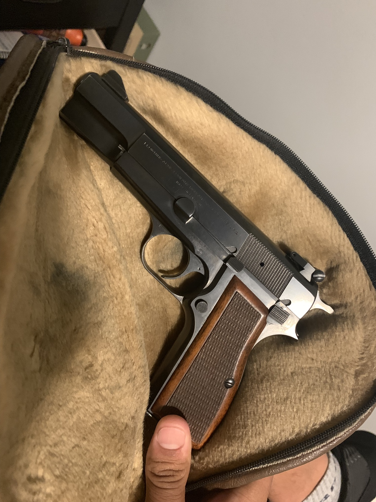 Belgian Browning Hi Power - Colt Python - Calguns net