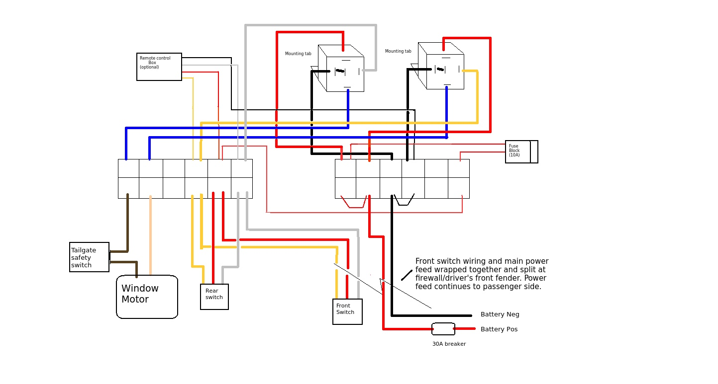 Serehill U0026 39 S Tailgate Relay Diagram - Page 4