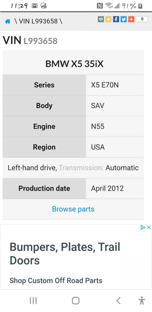 BMW Vin Lookup >> Bmw Vin Decoder Online Bimmercat Update Cars For 2020