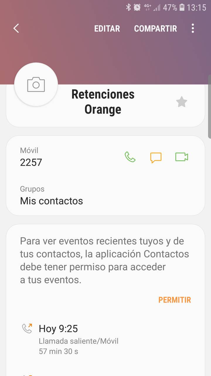 Amago desde Orange. Mini tutorial. SEPTIEMBRE 2019