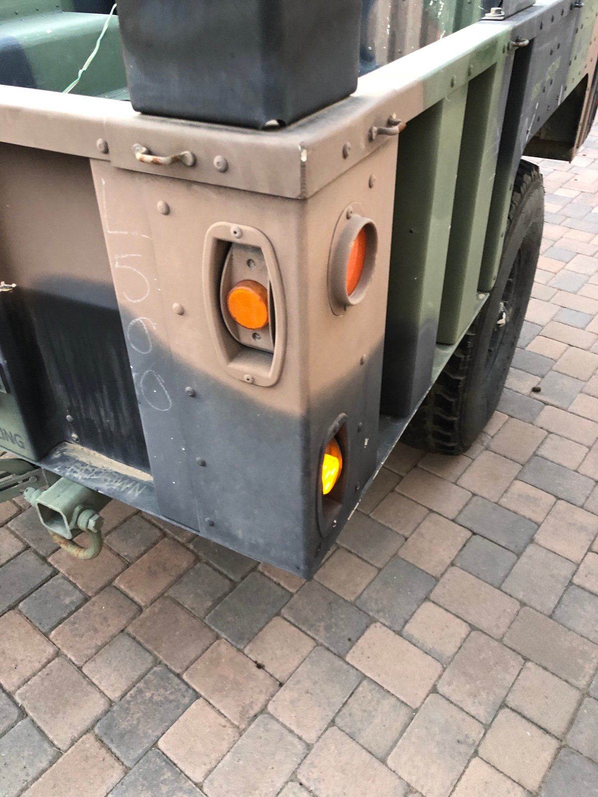 M1101 M1102 Trailer Wiring Issue | Expedition Portal on