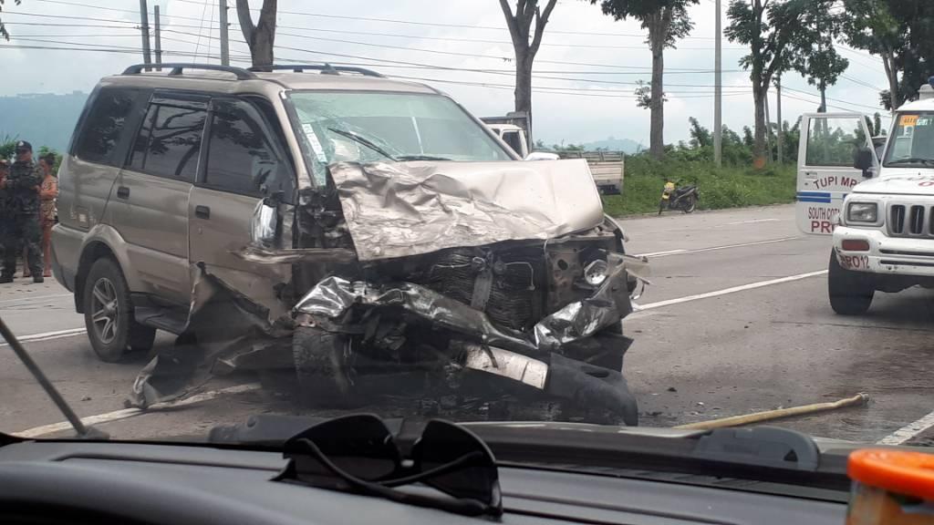 5a0e0665cf397783046e7cc179f9cc22 - Car Accident in Tupi, South Cotabato - Philippine Photo Gallery