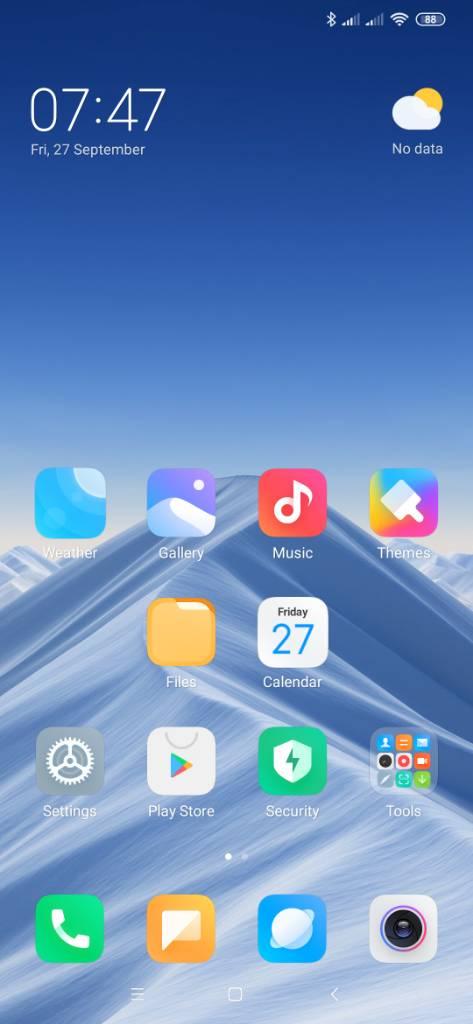 MIUI 11 1 - 9 9 26/27 v2 - MIUI 11 | Xiaomi European Community