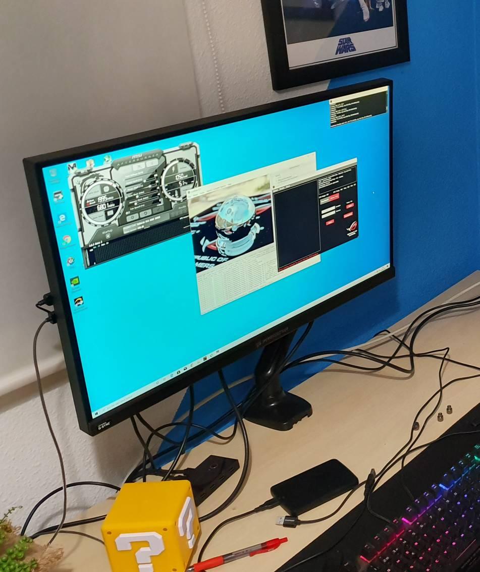[VENDO] Acer Predator XB271HU 27 LED