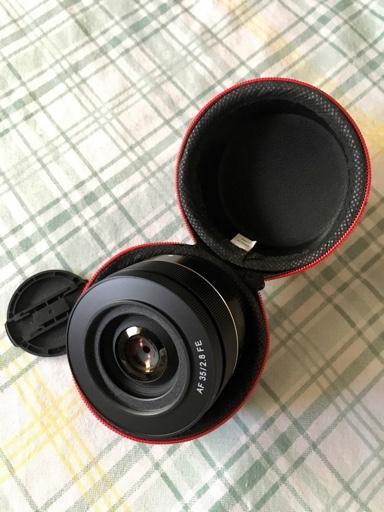 Vendo Samyang 35mm f2,8 FE en Camaras y Objetivos9f3b923c885cbea41738fc2b59df6c2c