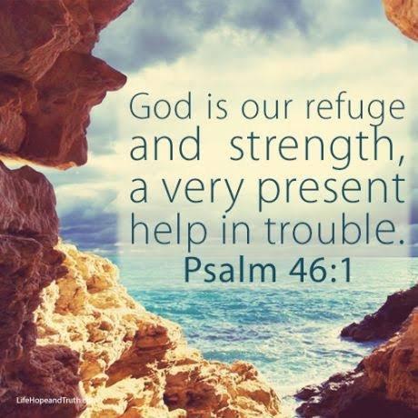 f0b8713dd30be1b70c194fbd9432e6fd - Psalm 46:1 - Inspiration & Hope