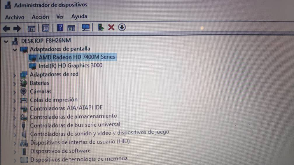 Problema inicio windows 10