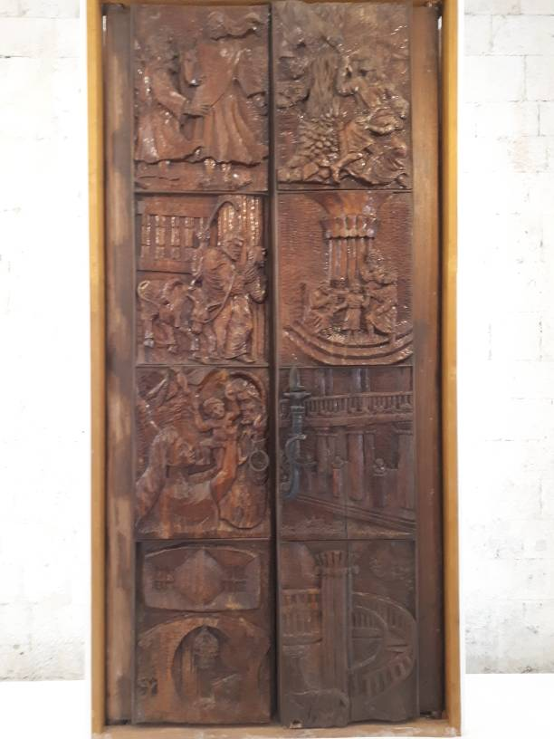 48ef7dc6d06a6fa37bda6bb6544390bd - Wood work by Napoleon Abueva - Lifestyle, Culture and Arts