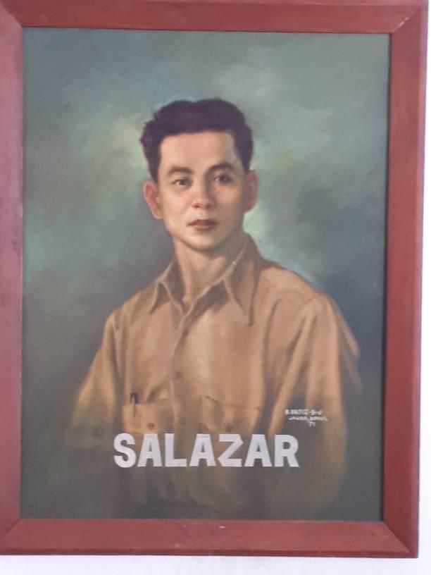 914f21f15efe22123d38948dc22b2e16 - Captain Salazar - History